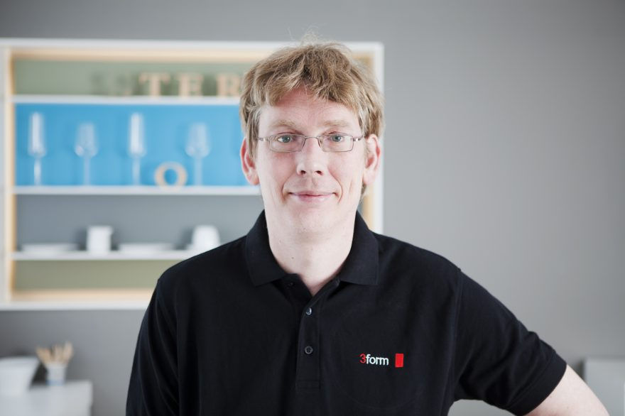 Dieter Eggern 3form GmbH