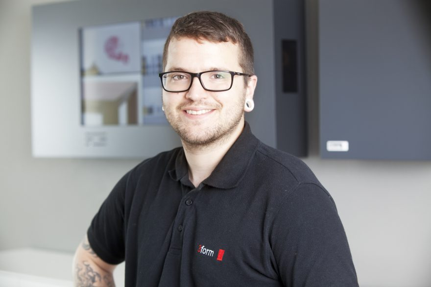 Patrick Donner 3form GmbH