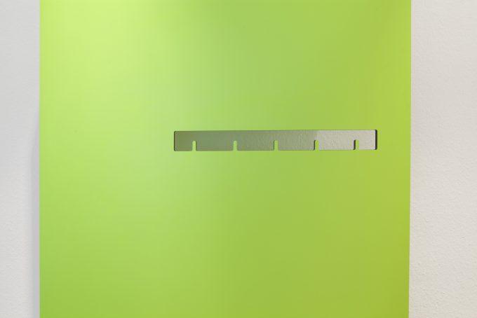 CnC gefräste Garderobe