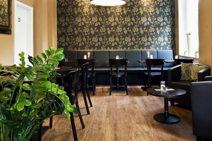Raumdetail Cafe Asemann Dortmund