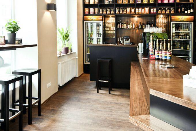 Ansicht Cafe Asemann Dortmund