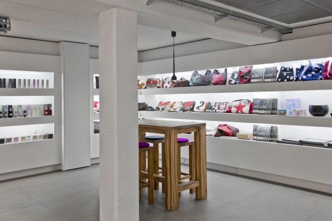 Showroom Steinrücke FSB