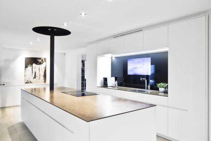 3form Küche Seitenansicht