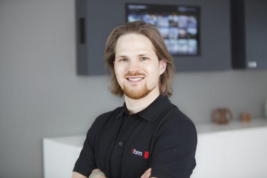 Sebastian Niemeier 3form GmbH
