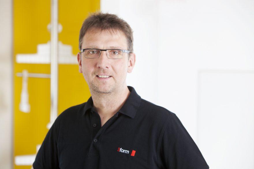 Meinolf Rodeheger 3form GmbH