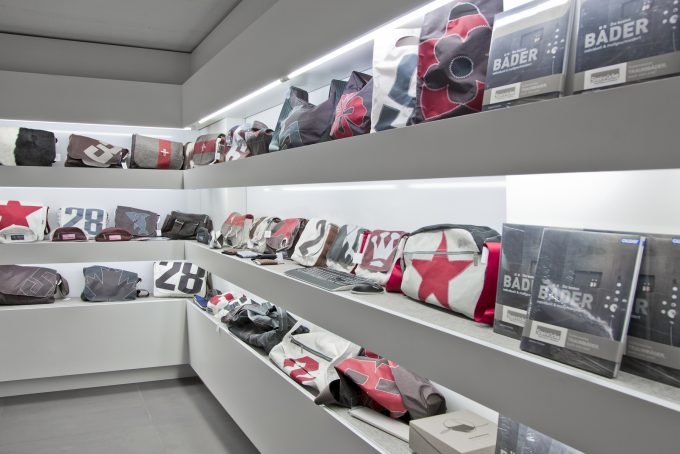 Showroom Steinrücke FSB