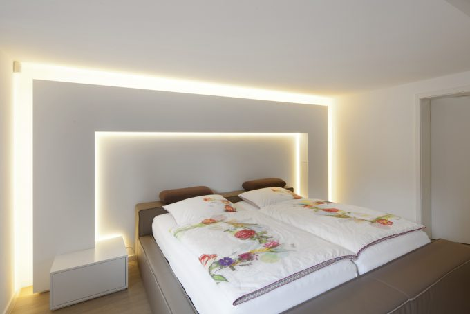 LED Beleuchtung indirekt