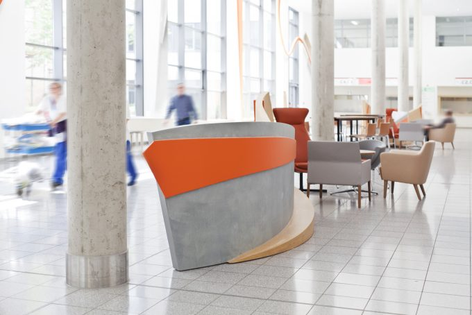Klinikum Dortmund Magistrale