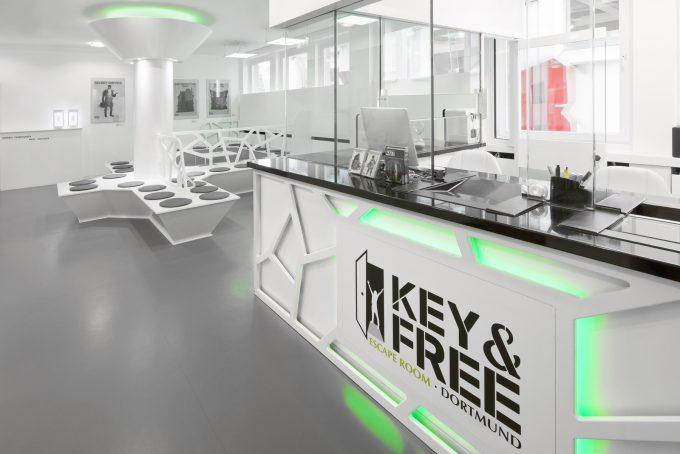 Key & Free Neugestaltung 3form GmbH Dortmund