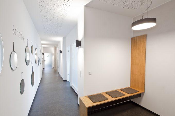 Praxiseinrichtung 3form GmbH