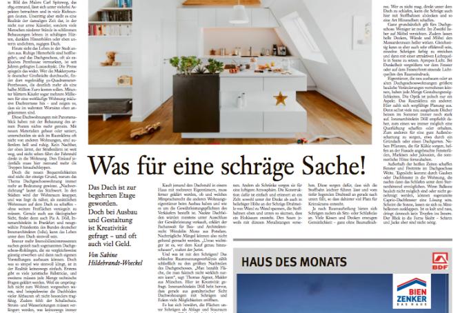 Vorschaubild für 3form GmbH in der FAZ
