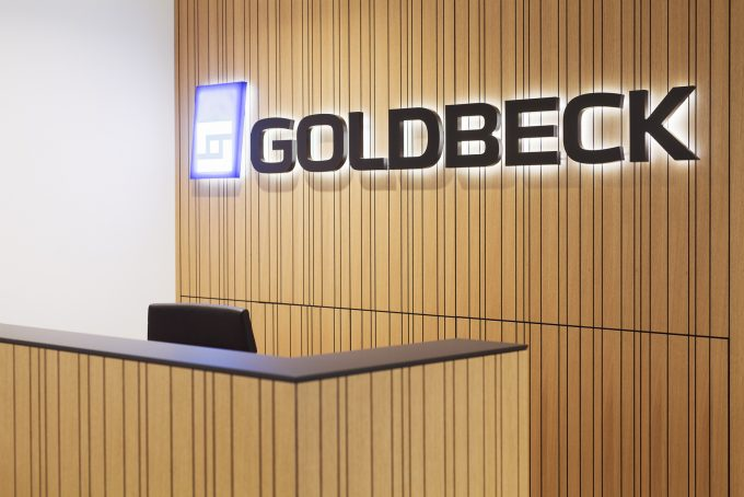Goldbeck TMM Forum Empfang